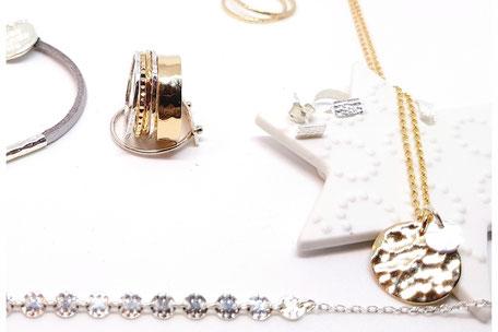 Collection Bijoux Martelés