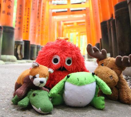 けろけろトラベル京都へようこそ