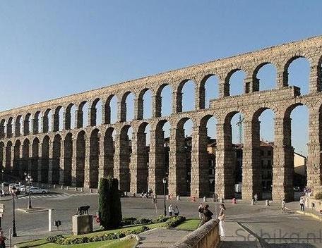 Acueducto van Segovia