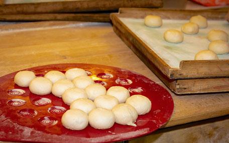 Mehmann Handwerk Tradition Bäcker Brötchen
