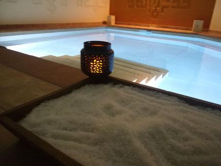 Aguadream mit banhos mediterrânicos in Alvor,Portimão,Algarve,Portugal geeignet für Romantische Heisse,Kalte,Warme oder mi Salz Bäder.