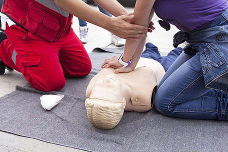 formation aux gestes de premier secours, formation sauveteur secouriste du travail