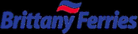 Official logo of Brittany Ferries, used since 2002.