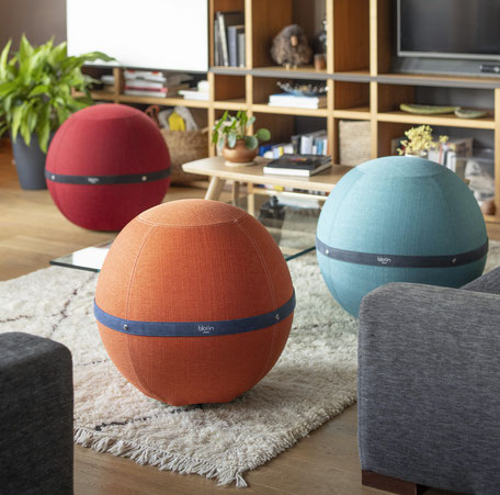 Siège Ballon Bloon ERGOaccessoires.com