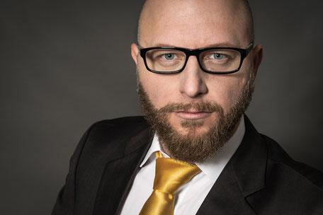 Männerportrait Business Unternehmensfotografie Portrait Fotograf Wien
