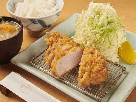 pork cutlet     ponchi-ken