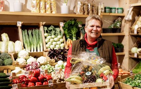 Das obst & mehr Team - Margit Mutzbauer