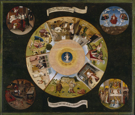Hieronymus_Bosch-The Seven Deadly Sins and the Four Last Things