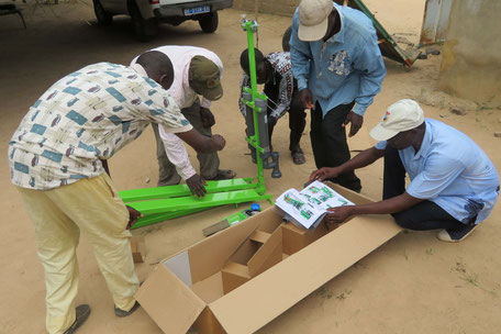Projekt Senegal 2019