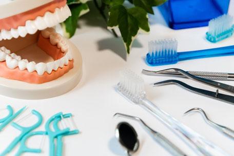筑紫野市にある歯医者 安田歯科・矯正歯科医院では様々な治療が可能です。