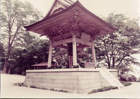 寺 水沢寺 鐘楼堂 木造