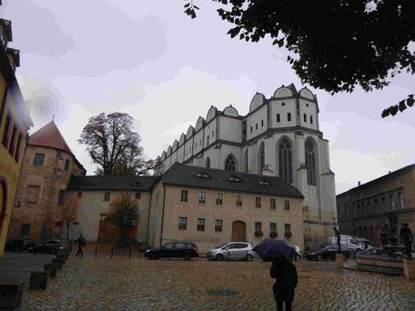 Der Dom zu Halle, Foto: Weil