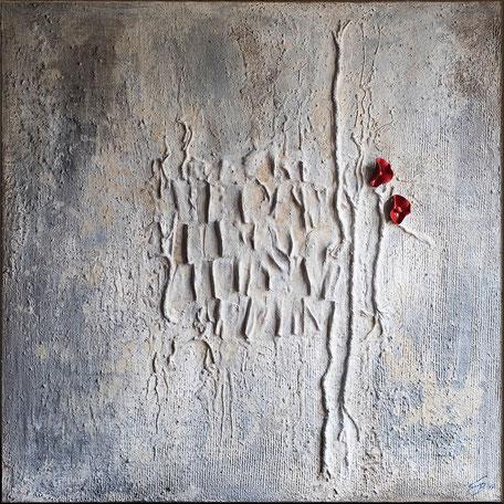 """""""La forza della Natura"""" - 80x80cm (su tela)"""