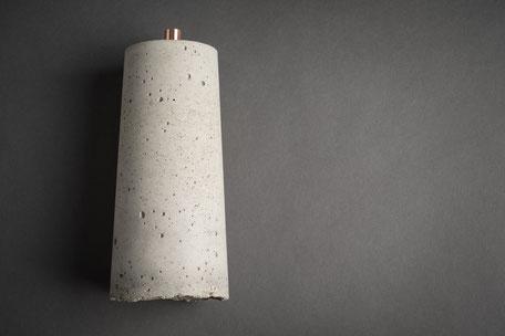 """Beton Lampenschirm """"Lampshade #2"""""""