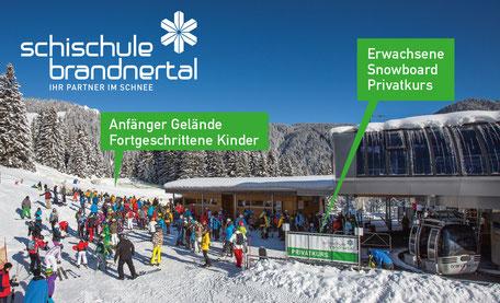 Skischule Brandnertal - Standort Brand