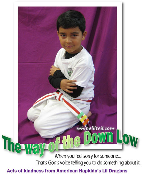 children's martial arts Moorpark great character Kind Kids