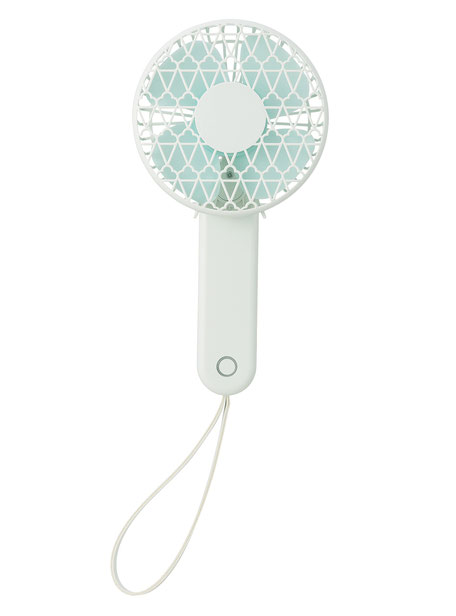 Hand held fan 'Ice cream' designed by LUCAS & LUCAS for MINISO