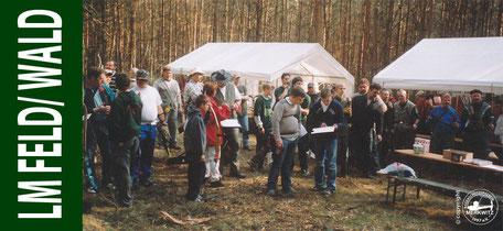 Merkwitzer Bogenschützen holten Medaillen bei der LM Feld/ Wald in Jersleben