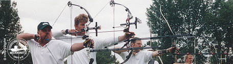 Sehr gute Plätze von Merkwitzer Bogenschützen beim Schönebecker Sommerturnier