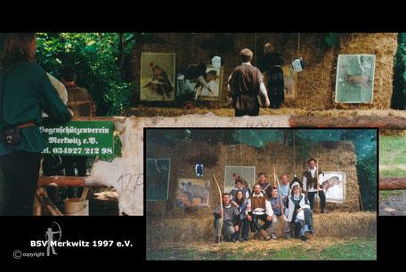 Foto - Luthers Hochzeit 2001 - BSV Merkwitz 1997 e.V.