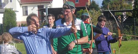 KSB Wittenberg Präsident Uwe Loos und der BSV Merkwitz 1997 e.V., Kinder Jugend Sportmesse, 19.09.2015 in Bad Schmiedeberg
