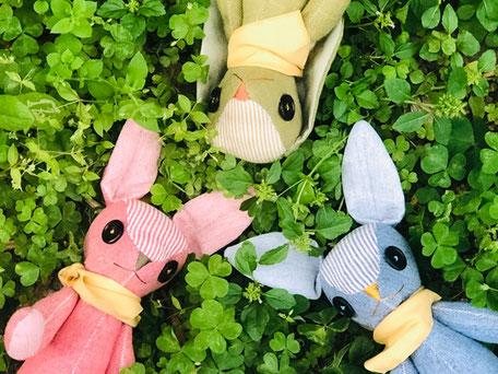 nui-nui kingdom 農家ウサギ