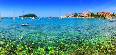 Segeln in der Flottille an der Adria, Pula, Zadar, Split und Dubrovnik