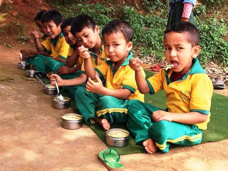 (Fotos: am) Golmedevi Primary School