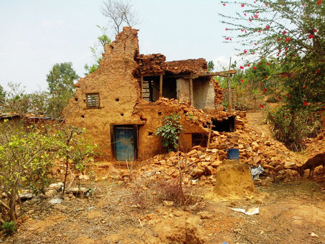 Zerstörung, Hilfe, Wiederaufbau, Not, Spenden