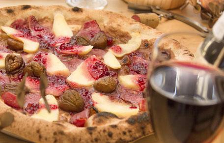 Pizza Cacciatore by La bottega della pizza, chaussée de bruxelles 90 Casteau
