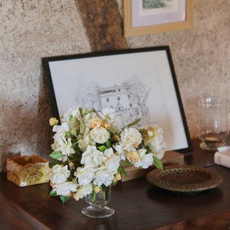 Chambre d'hôtes au château de Mayragues - Castelnau de Montmiral Tarn - Chambre Duras