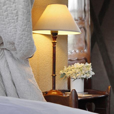 Chambres d'hôtes au château de Mayragues - Castelnau de Montmiral Tarn - Chambre Braucol