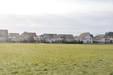 """Stadtrand-Bebauung"" Haid II, Wangen im Allgäu"