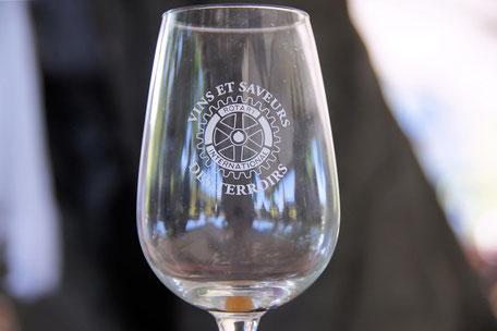 Vins et saveurs - organisation Rotary - Club