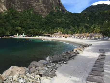 Hotel de luxe, Resort, Plage des Caraïbes