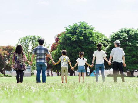 家族関係、人間関係でお悩みの方へ フラクタル心理学 家族関係コース