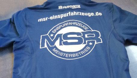 Moser Werbetechnik - Textildruck
