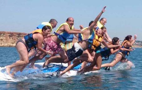 alquiler de kayak conil