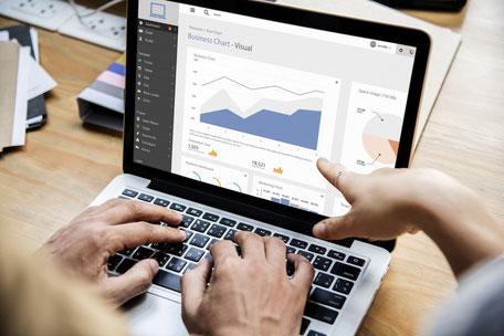 Webseite Statistik / SEO