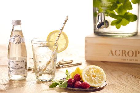 Limonade siroop van Agroposta