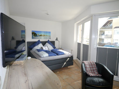 1 Zimmer Ferienwohnung Cuxhaven