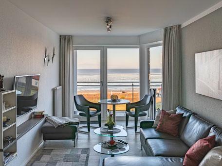 Ferienwohnung Nr. 319  im Strandpalais Duhnen