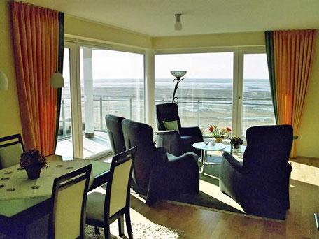 Strandpalais Duhnen Ferienwohnung 13