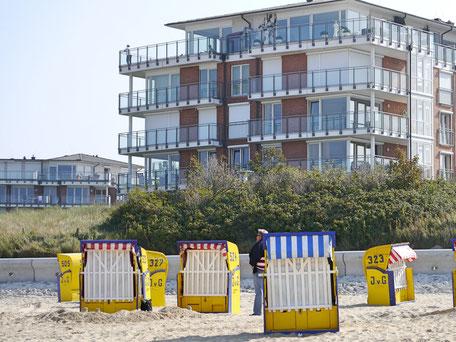 Strandpalais Duhnen Haus V