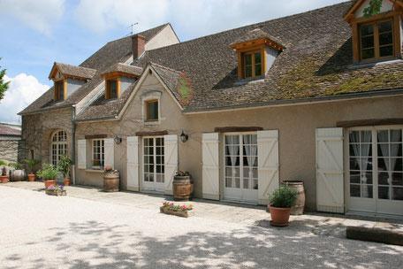 Fleurs de Vignes Chambres d'hôtes Beaune Bourgogne France