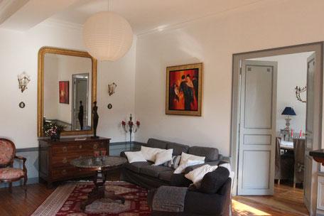 Appartement gîte Beaune Bourgogne France