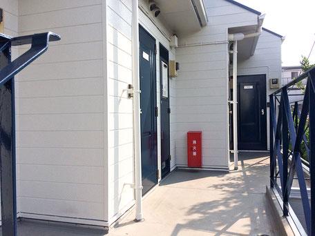 入居率を上げるアパート外壁塗装 千葉市 オーナー様の声2