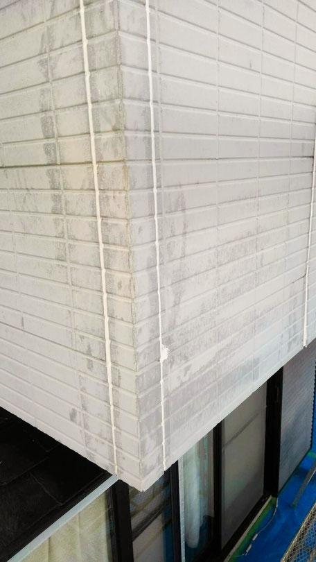 千葉市花見川区の外壁塗装と屋根工事