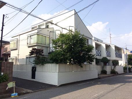 入居率を上げるアパート外壁塗装 千葉市 オーナー様の声1