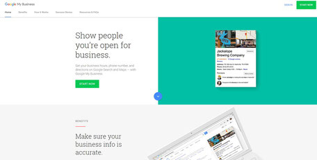 Social Media Marketing für Google My Business Suchmaschinenoptimierung SEO Agentur Berlin